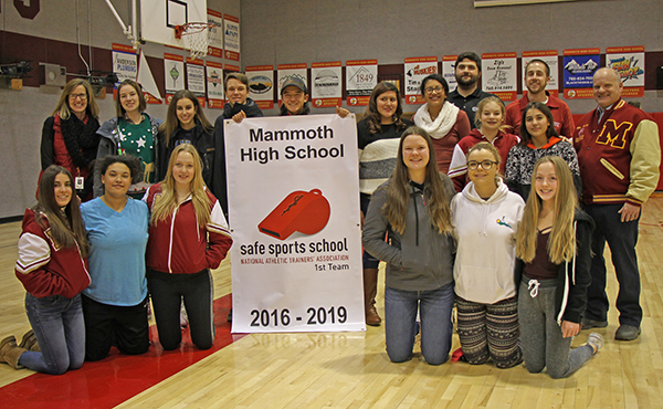 Athletic Trainers Safe Sports School